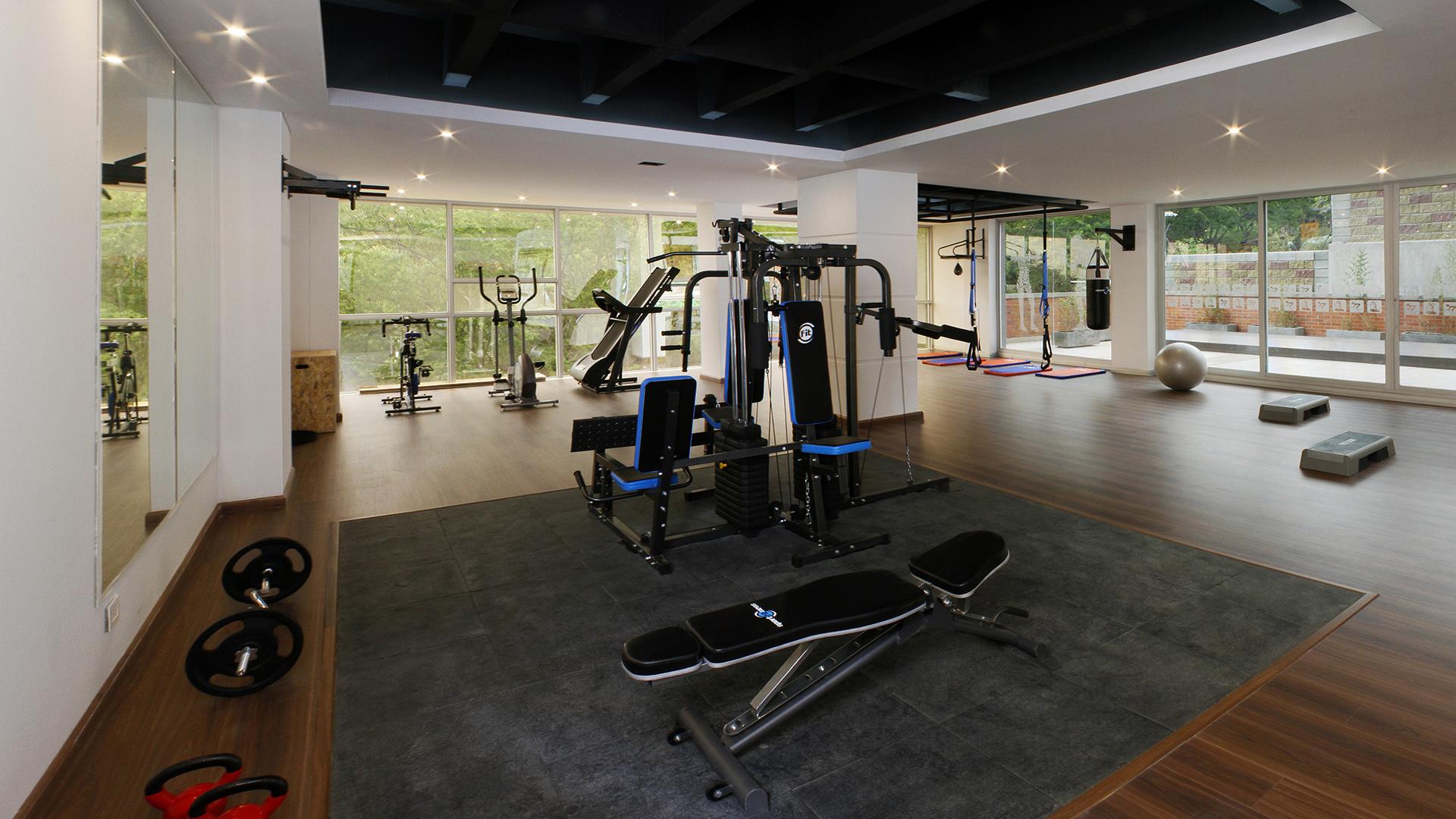 cristallo gym